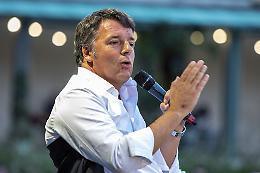 "Green pass, Renzi ""Basta privilegi per i parlamentari"""