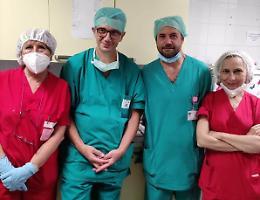 Chirurgia dell'obesita', primi due interventi al Gemelli Giglio di Cefalu'