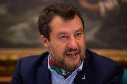 "Green pass, Salvini ""Lega ha sfumature diverse, noi per equilibrio"""