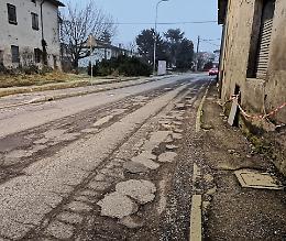 A Casanova strade groviera, «Ma partono i lavori»
