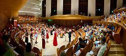 All'auditorium Arvedi applausi per la Britten Youth String Orchestra