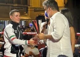 Al reggiano Giacomo Giannotti il Trofeo 'Manrico Bottoni'