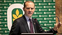 """Giansanti: """"La transizione ecologica impone un'azione condivisa a livello internazionale"""""""