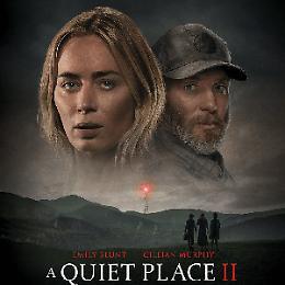 """A quiet place 2"" CremArena Cinema Cinema"