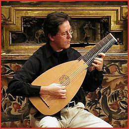 Giornata dedicata al liuto: concerto di musica barocca per liuto a solo
