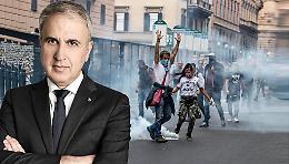 Dalle urne vuote agli scontri di piazza