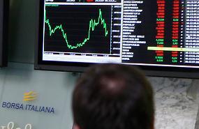 La Borsa di giovedì 22 settembre 2016