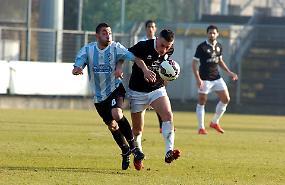 Crema 1908, vittoria 'buttata' (2-2)