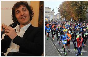 Domenica 19 maratonina a Crema, c'è anche 'zanzara' Cruciani