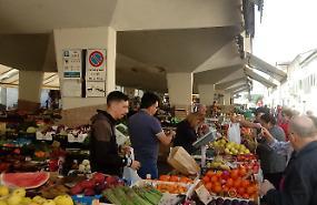 """""""Il mercato negli Stalloni?"""", ambulanti sul piede di guerra"""