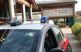 Arrestato 22enne per il furto di un borsello nello spogliatoio del centro sportivo