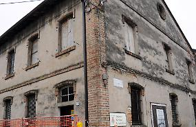 Tetto a rischio crollo, chiuso il museo della civiltà contadina
