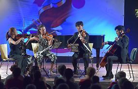 International festival, la città accoglie la musica del mondo