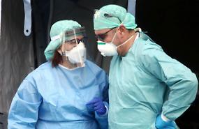 Covid: in provincia di Cremona tre contagi e nessuna vittima