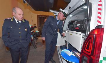 Controlli sulla movida: polizia locale in campo