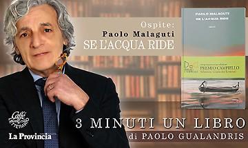Paolo Malaguti racconta i barcari del Grande Fiume e l'alluvione del '66