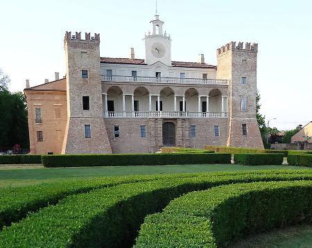 Villa Medici Del Vascello San Giovanni In Croce Cremona