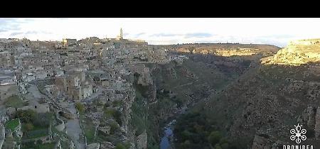 I Sassi dal cielo: un drone racconta le meraviglie di Matera