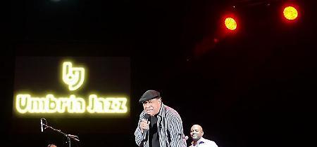 Umbria Jazz 14, è il momento di Al Jarreau