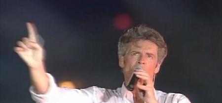 Claudio Baglioni, il tour per festeggiare 50 anni di musica
