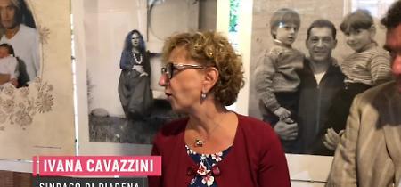 VIDEO Inaugurazione mostra fotografica 'Donna Donna' di Giuseppe Morandi a Piadena