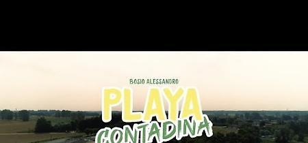 VIDEO Il brano 'Playa contadina' del rapper cremasco Alessandro Bosio