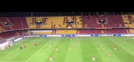 VIDEO Benevento-Cremonese, Gustafson dal primo minuto