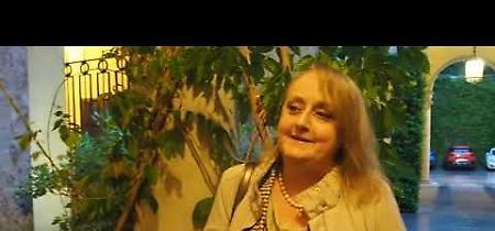 VIDEO Cecilia Scerbanenco alla rassegna Giallo a Palazzo