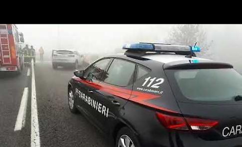 VIDEO L'incidente tra due auto di venerdì 7 dicembre