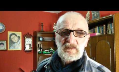 Aggredito dai cani, la testimonianza di Leonardo  Zanchi
