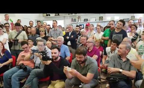 VIDEO Pomì, la presentazione del tecnico Marcello Abbondanza