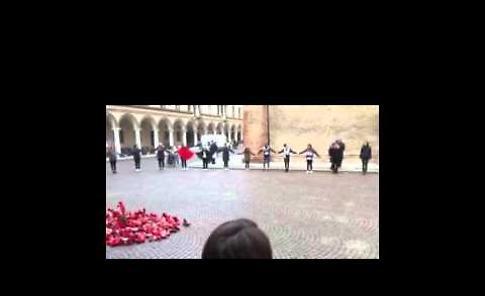 Il video della giornata mondiale contro la violenza sulle donne a Crema
