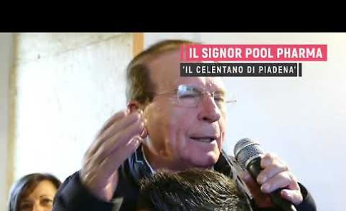 VIDEO 'Il Signor Pool Pharma': il libro sull'imprenditore Giorgio Pizzoni