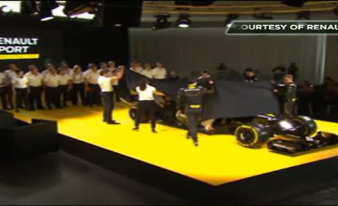 Formula 1. Da Lotus a Renault, ecco la RS16