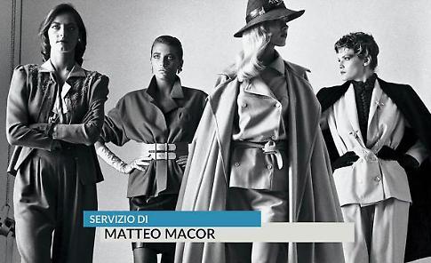 Helmut Newton e le donne, 200 foto al Ducale