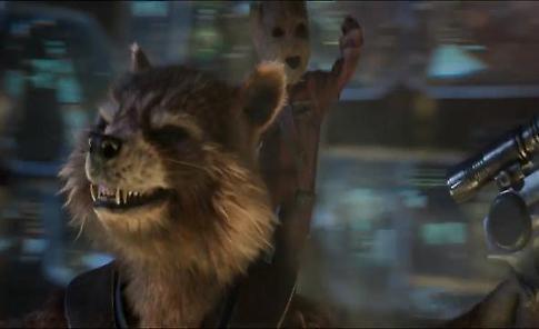 Guardiani della Galassia vol. 2 il trailer con Baby Groot