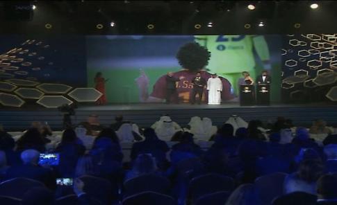 Globe Soccer, Salah Miglior Calciatore Arabo 2016