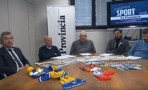 VIDEO La puntata di 'Anteprima Sport' di venerdì 30 novembre 2018