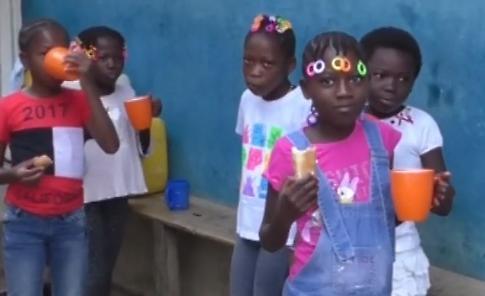 L'oasi di Casa Maria: rifugio dei bambini
