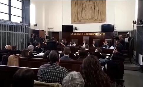 Bus dirottato, in Corte d'assise la terza udienza