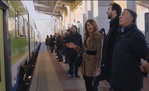 Spot di Trenord con Pozzetto,  M5S Lombardia insorge: «Presa in giro ai pendolari»