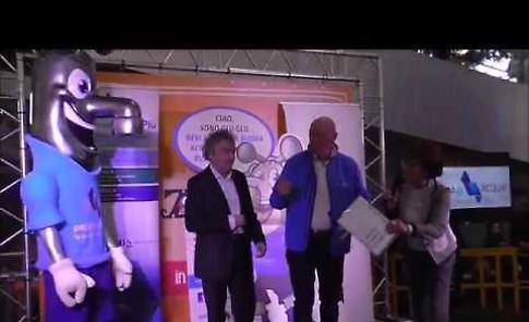 VIDEO In vacanza con Goccia: le premiazioni dell'iniziativa di Padania Acque e giornale La Provincia