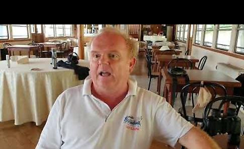 VIDEO Auto nel Po, il comandante Landini: 'Ecco come si recupera'