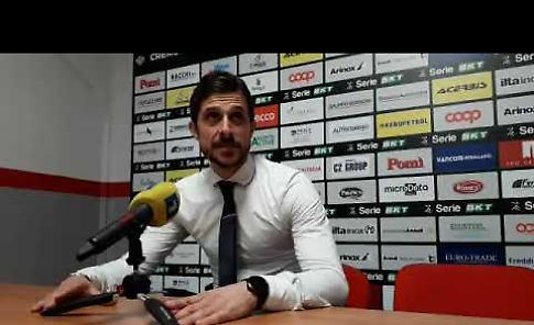VIDEO Cremonese-Venezia 0-0: le dichiarazioni di mister Dionisi