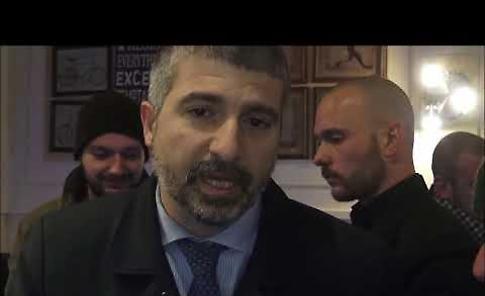 VIDEO - Di Stefano (leader di CasaPound) a Cremona