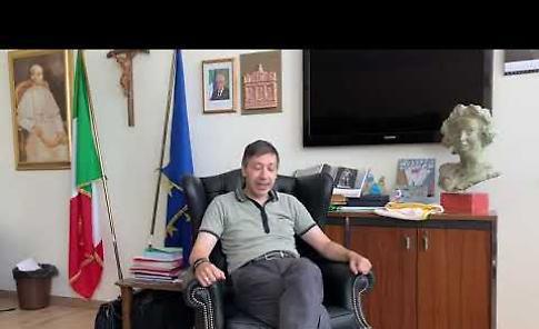 VIDEO Scuola, il messaggio del provveditore Molinari: 'Serve essere responsabili'