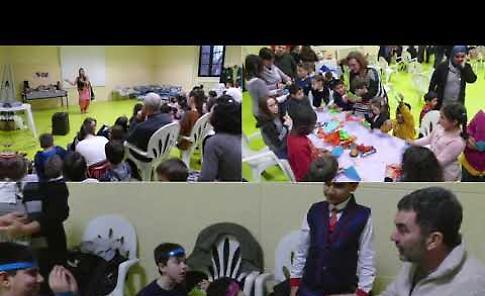 VIDEO Festa interculturale 'Viviamo insieme'