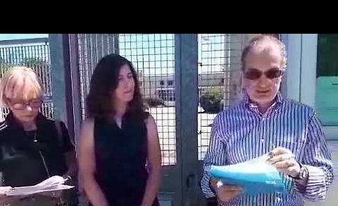 VIDEO 'Ferragosto in carcere',  a Ca'  del Ferro i radicali e la Camera Penale
