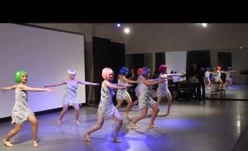Il video dell'inaugurazione di Teatrodanza a Cremona