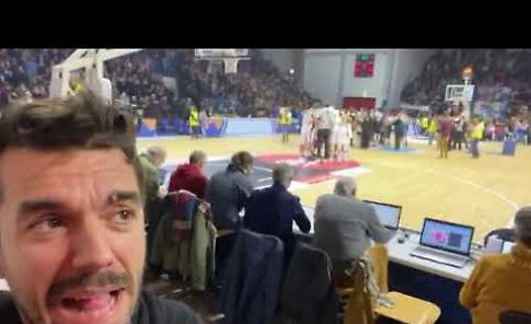 VIDEO Vanoli Cremona - Segafredo Bologna 78-66: il commento di Fabrizio Barbieri
